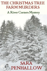 cover for The Christmas Tree Farm Murders