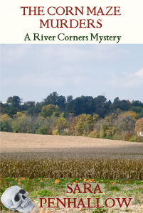 cover for The Corn Maze Murders