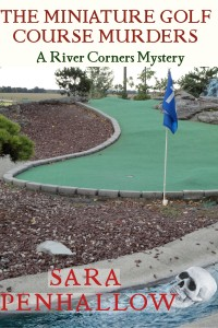 cover for The Miniature Golf Course Murders